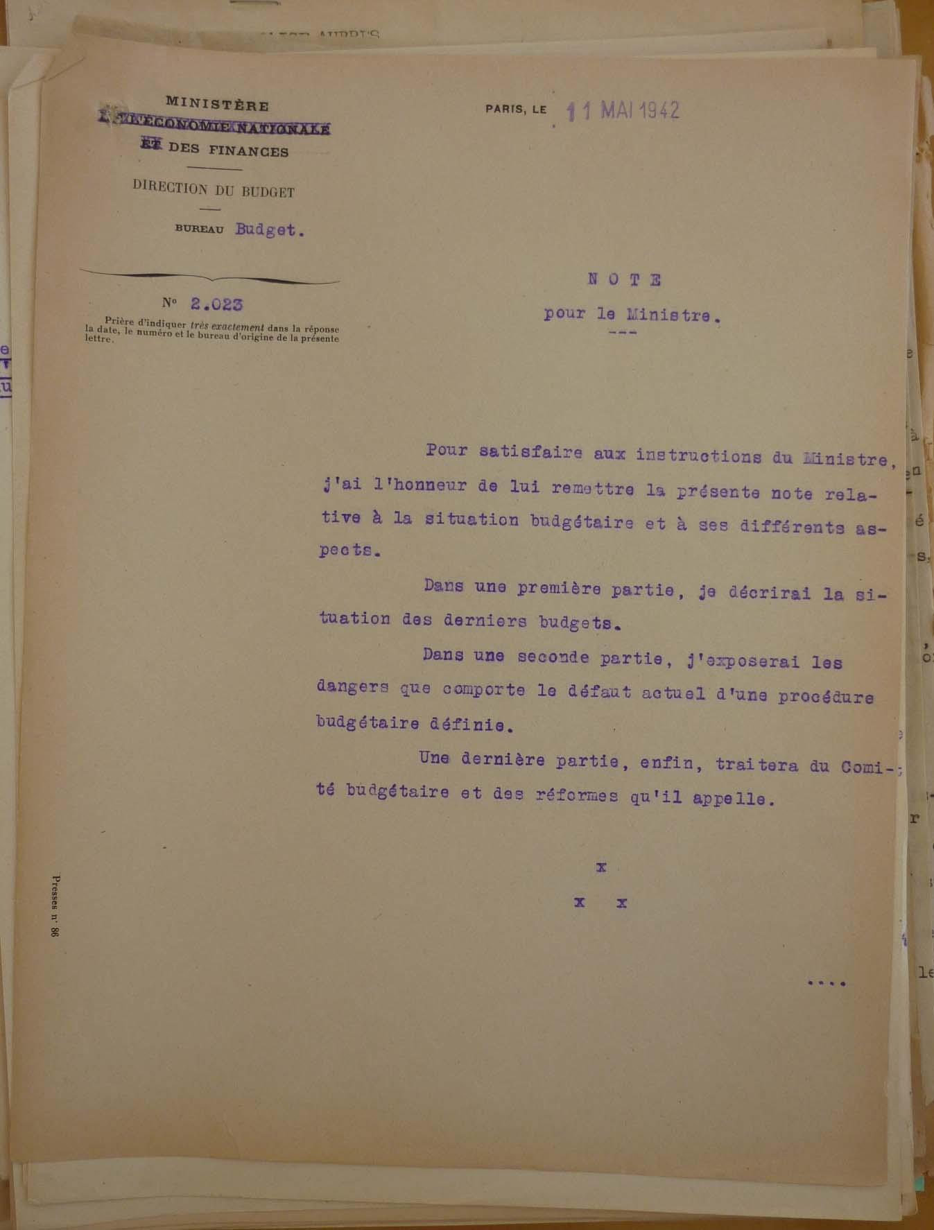 Comment Citer Un Document D Archives Une These Ou Un Memoire